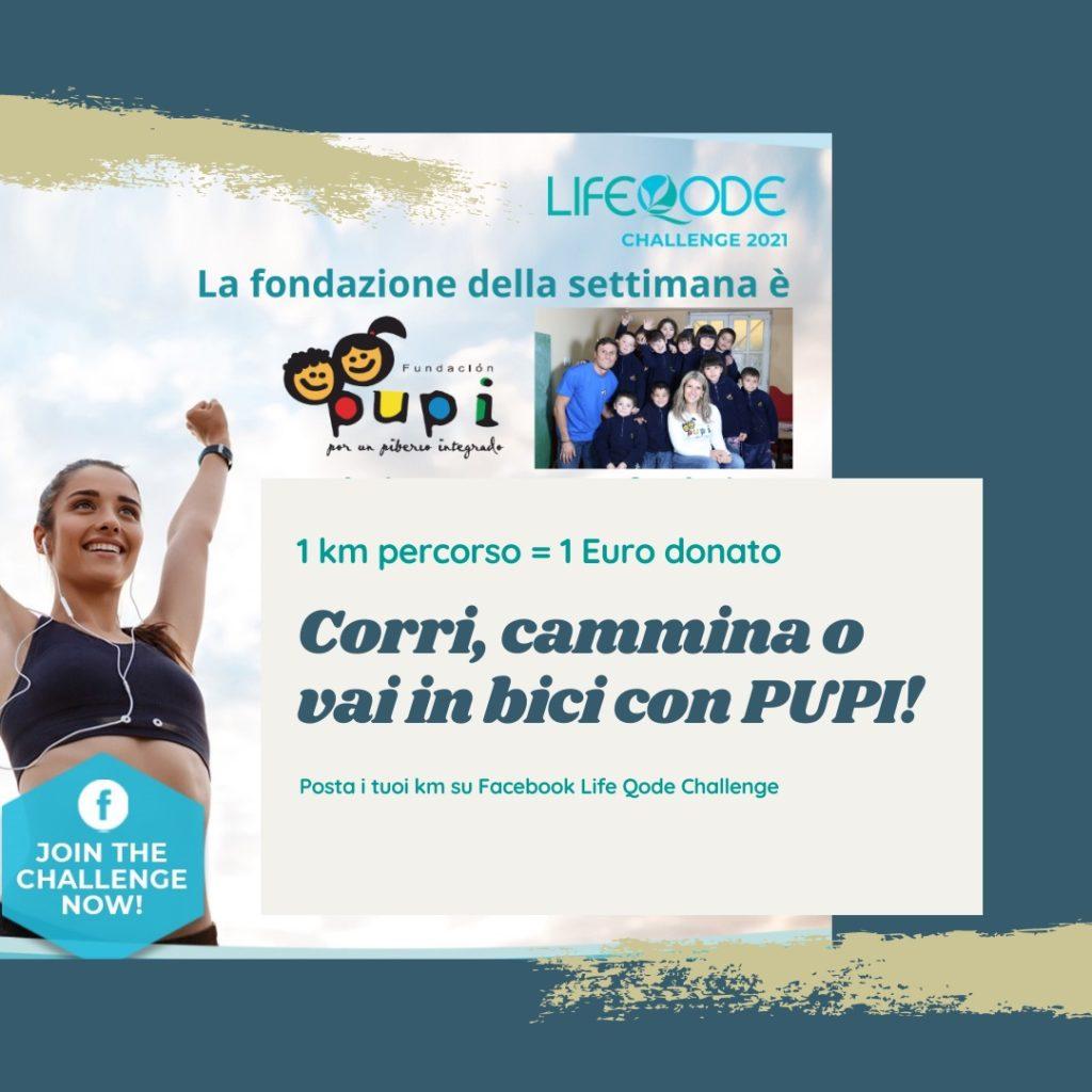 LifeQode Fondazione PUPI