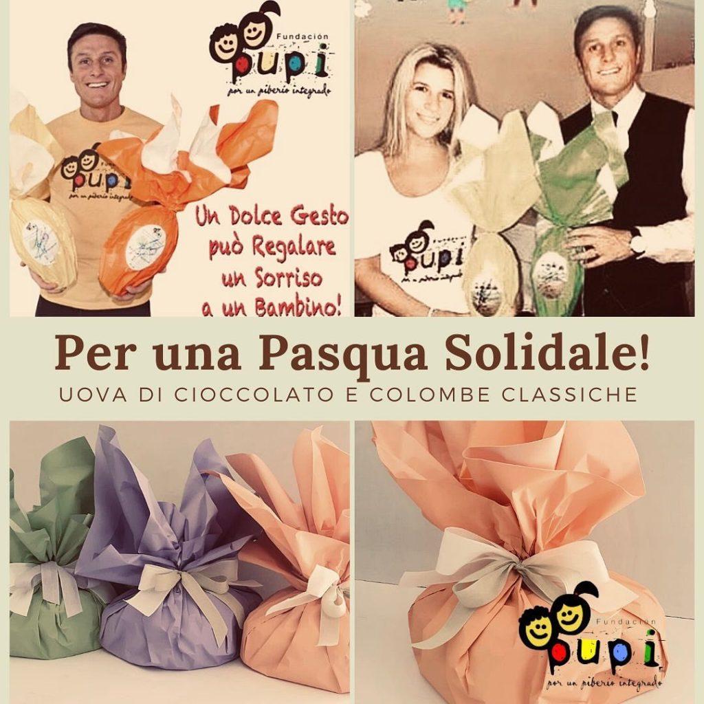Pasqua solidale Fondazione PUPI