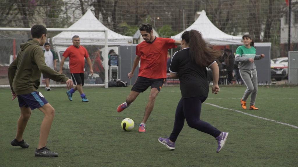Lo sport rende uguali Fondazione PUPI